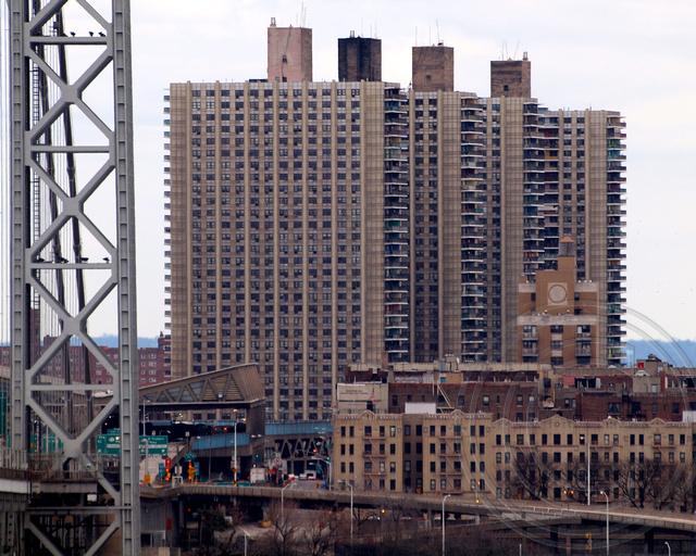 George Washington Bridge Apartments New York City