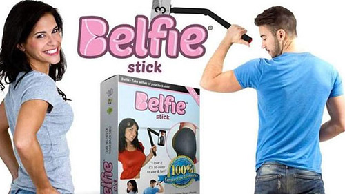 Belfie-Stick