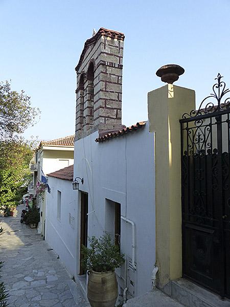 petite église anafiotika