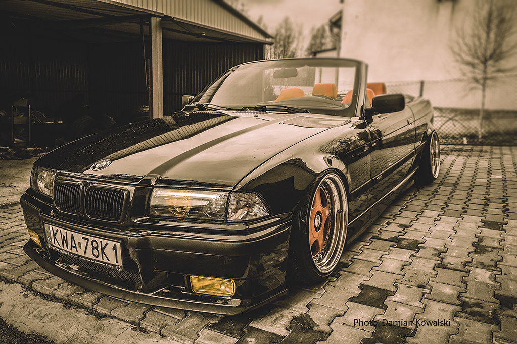 bmw e36 convertible damian kowalski flickr. Black Bedroom Furniture Sets. Home Design Ideas