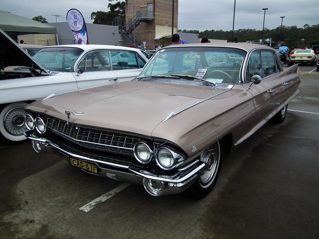 1961 Cadillac Deville Town Sedan Tow Flickr By Sv1ambo