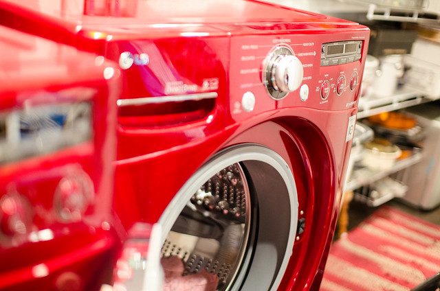 Absolutely love our washer and dryer <3