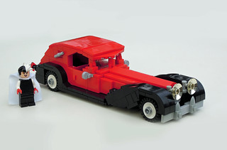 Cruella de Vil's LEGO Car | by BrickReplicas