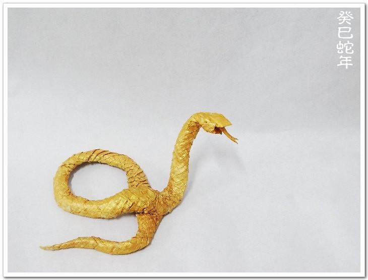 金蛇(Snake - Satoshi