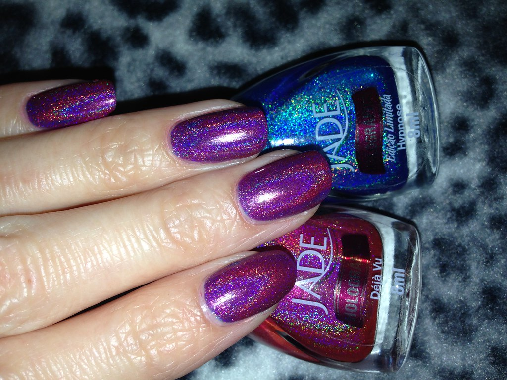 Jade Hypnose and Deja vu layering combo | Check out that gor… | Flickr