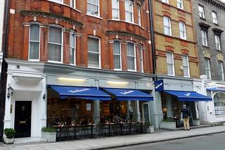 Ealing Bond Street Restaurant