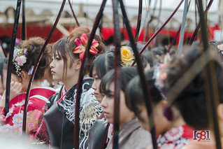 Archery Exhibition Contest at Sanjusangen-do Temple | by Chea Phal