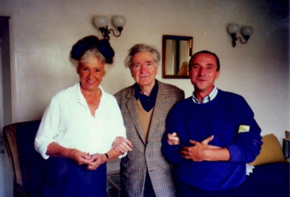 Simone Boué, Emil Cioran, Luca Pitu