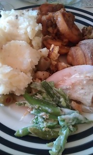 Thanksgiving plateful | by malsain_infinity
