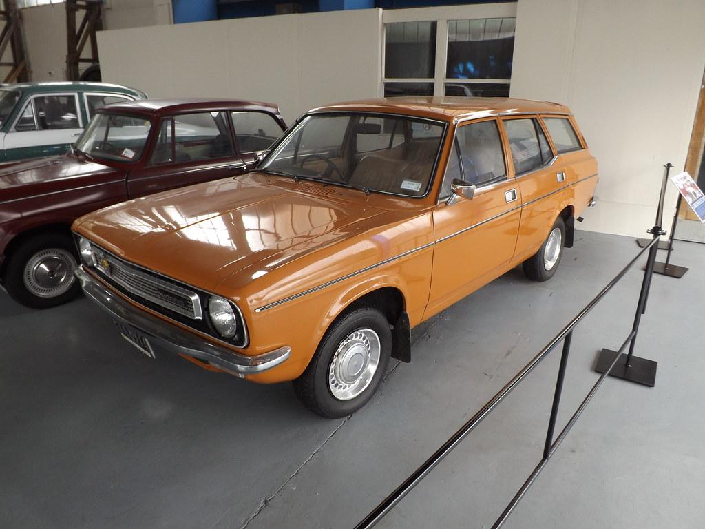 morris marina estate car an exhibit at motat museum of