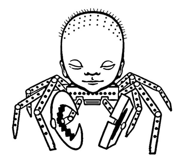 Spider Baby A Toy Story Edit I Really Liked The Idea So I Flickr