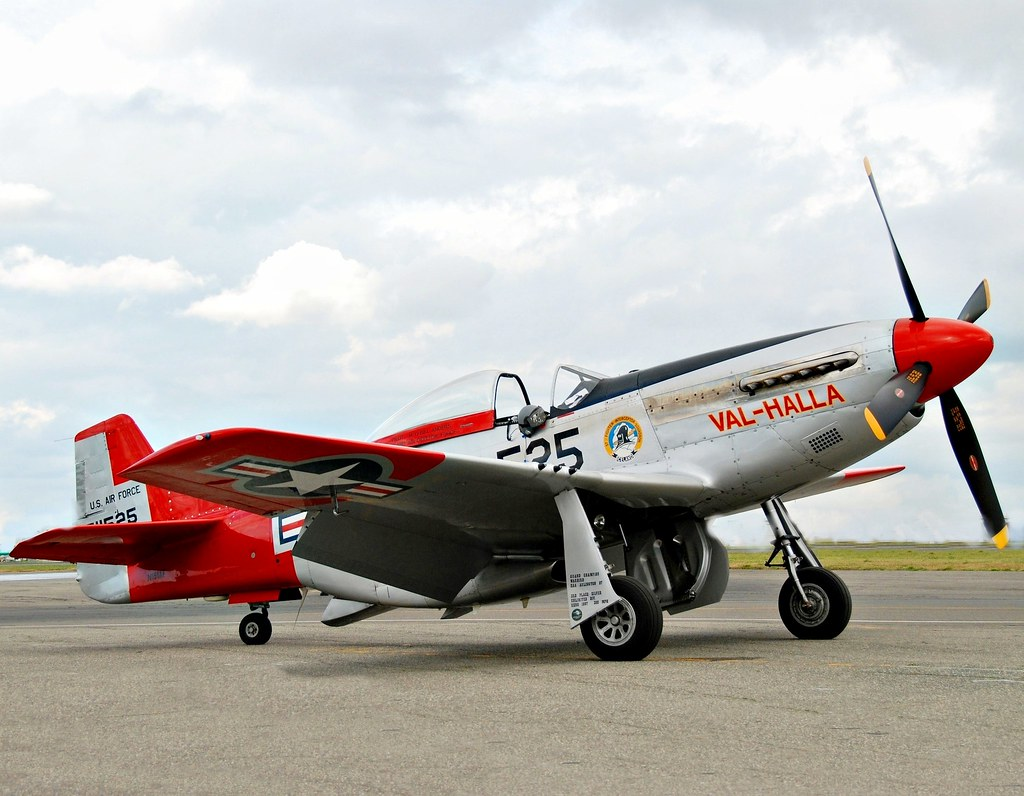 """Mustang P-51 """"Valhalla"""" 