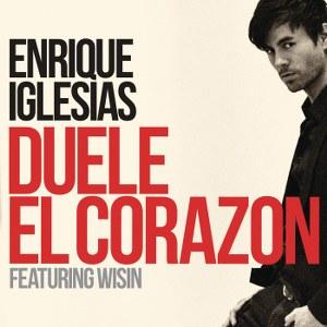 Enrique Iglesias – Duele el Corazón (feat. Wisin)