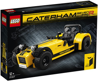 LEGO Ideas 21307 - Caterham Seven 620R | by THE BRICK TIME Team