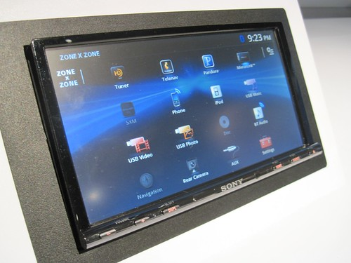 sony mirrorlink compatible car stereo this new standard le flickr. Black Bedroom Furniture Sets. Home Design Ideas