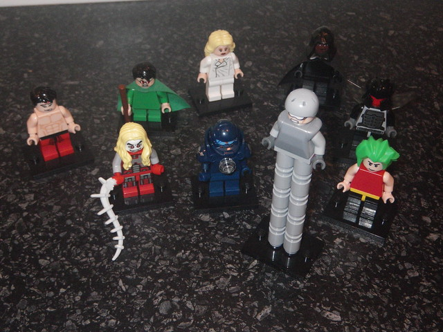 LEGO MARVEL Characters | Flickr - Photo Sharing!