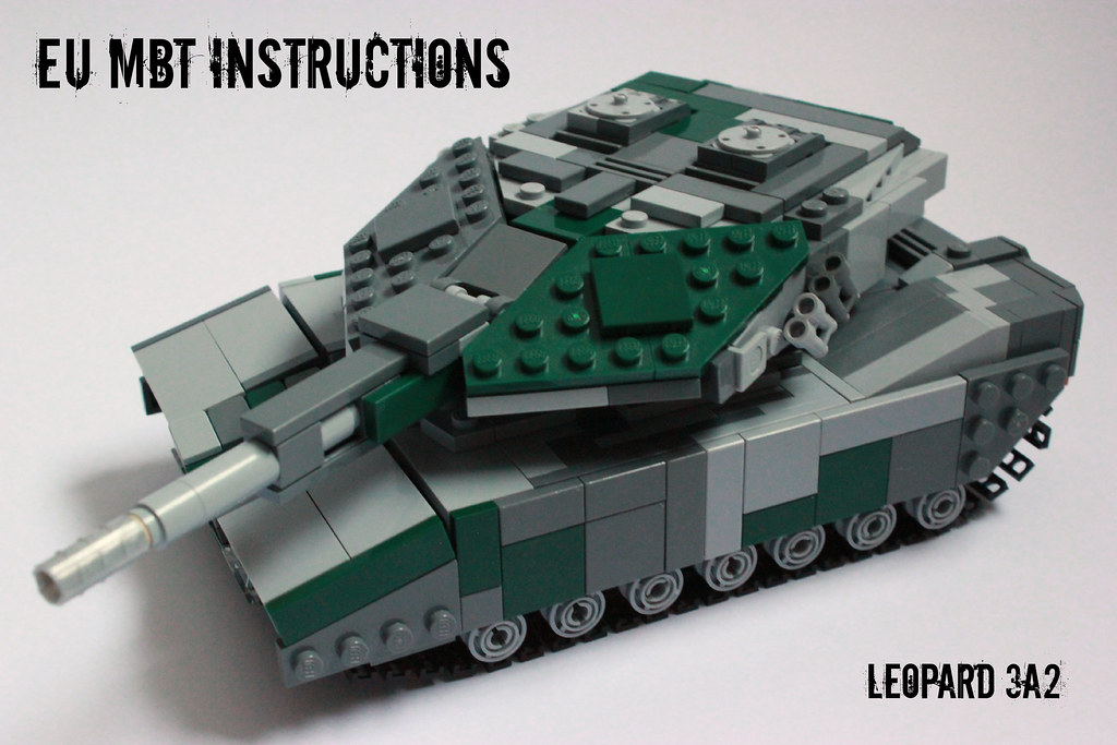 eu mbt instructions yup that s right build your own ille flickr
