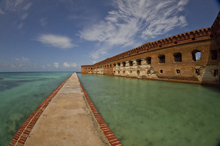 Fort Jefferson at night | by BWJones
