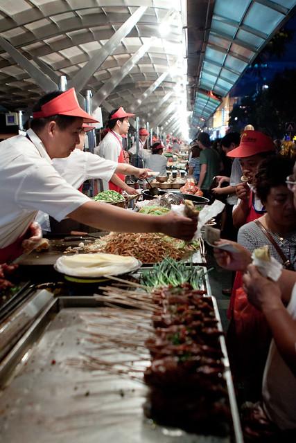 Scorpion Street Food