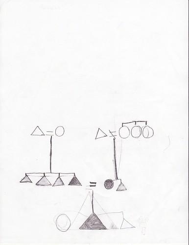 mekhi   u201ckinship diagram u201d image 1  pencil on paper  2012