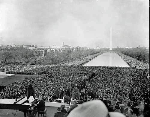 My American Express >> Marian Anderson at Lincoln Memorial: 1939 | Marian ...