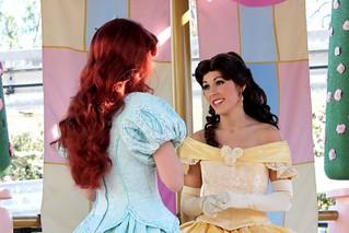 ariel and belle | jade rangel | flickr