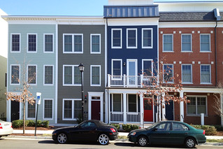 Affordable + Market-Rate Houses, Old Town Commons | by dan reed!