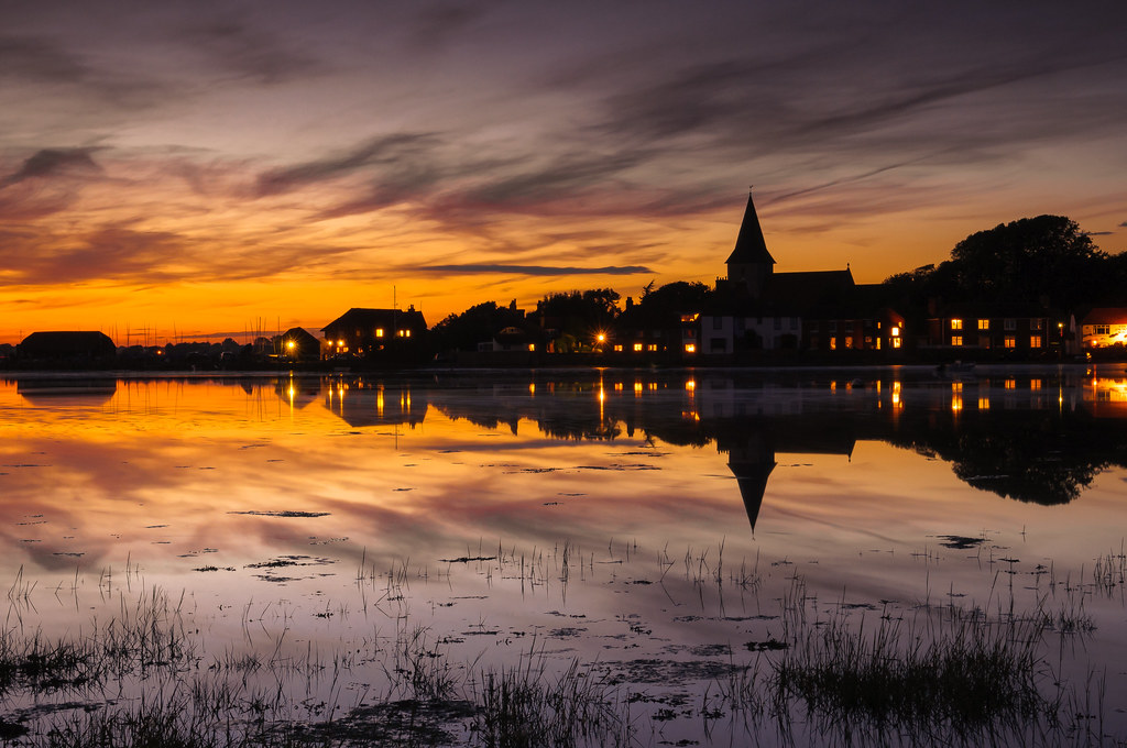 Good Night Bosham | Back in the archives again today due ...