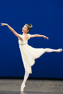 Yuhui Choe in The Royal Ballet's Voices of Spring © ROH/Tristram Kenton, 2013 | by Royal Opera House Covent Garden