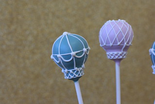 Hot Air Balloon Cake Pops | by Sweet Lauren Cakes