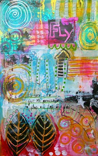 Art Journal - Fly | by thekathrynwheel