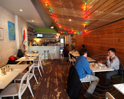Heights Cafe Brooklyn