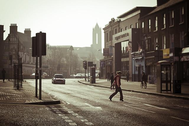 Week 9# A Belfast Scene