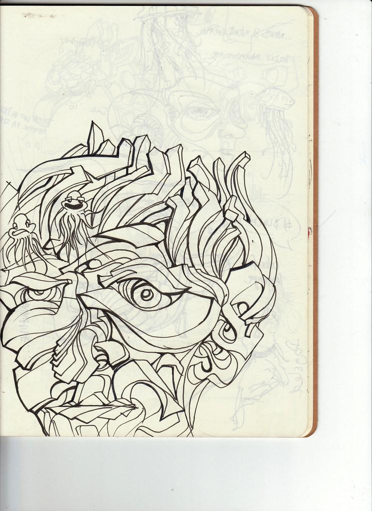 Sketchbook Ideas Sam Shennan Flickr