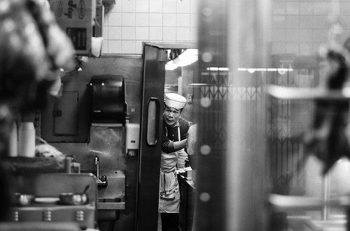 The Chef | by macabrephotographer