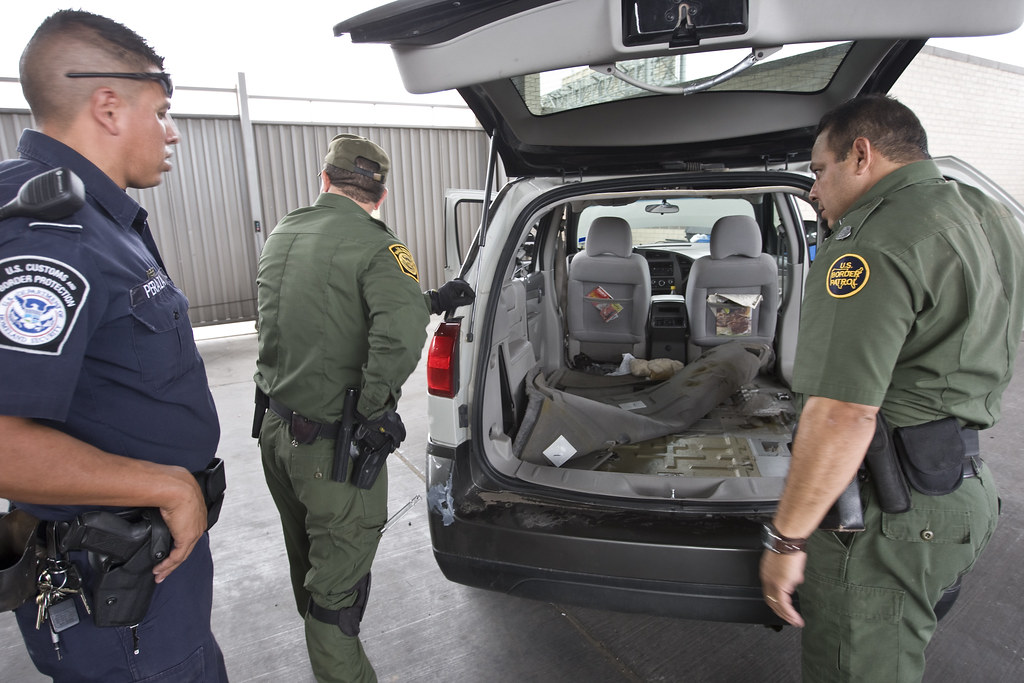 Paper on U.S. Customs and Border?