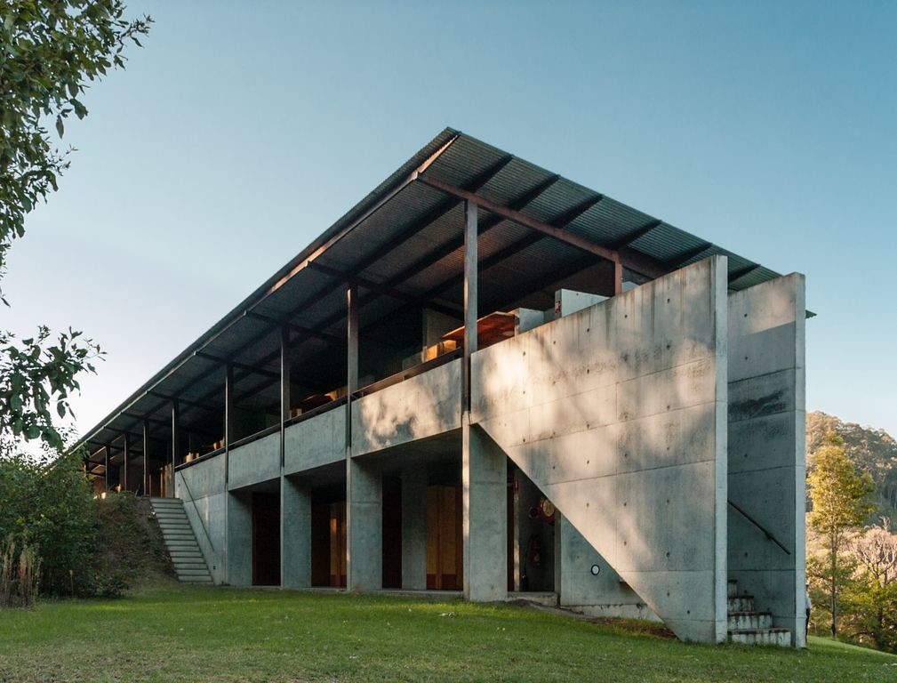 Glenn Murcutt Boyd Education Centre 3 Ximo Michavila