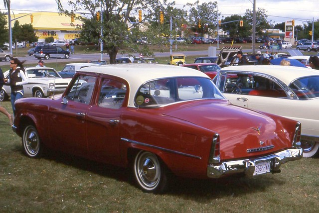1953 Studebaker Champion Deluxe 4 door | Flickr - Photo ...