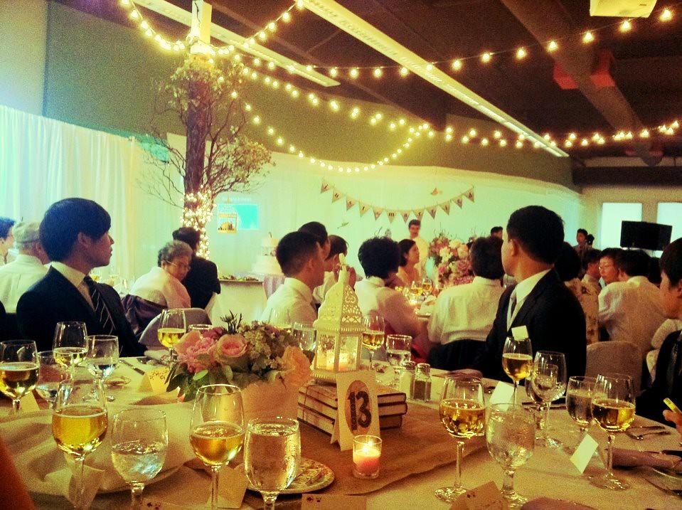 Wedding Reception Hall Korean Emmanuel Presbyterian Churc Flickr