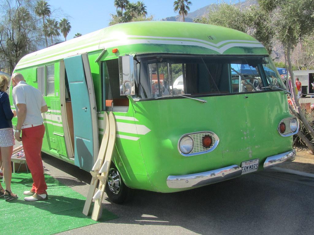 Ultra Van By Travelon Prototype Motor Home Corvair Engine