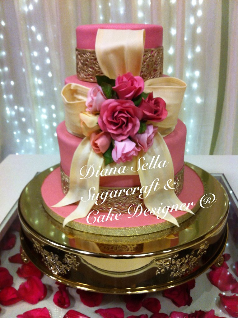 A 80th Vintage Birthday Cake I Really Enjoy Make This