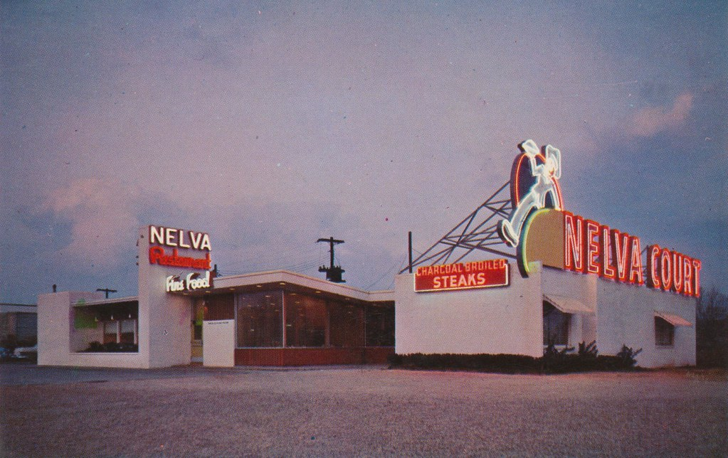 Nelva Restaurant & Court - Meridian, Mississippi