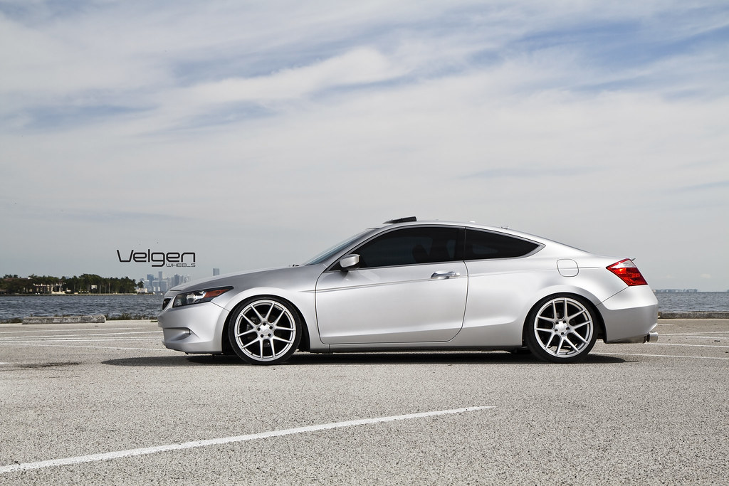 Lowered Honda Accord Honda Accord Coupe 8thgen