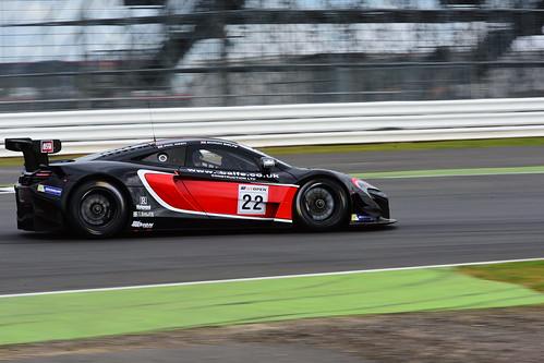 Shaun Balfe - Phil Keen, McLaren 650 S GT3, International GT Open, Silverstone 2016
