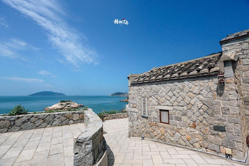 7|芹壁村中隨處可眺望海洋與可愛的龜島