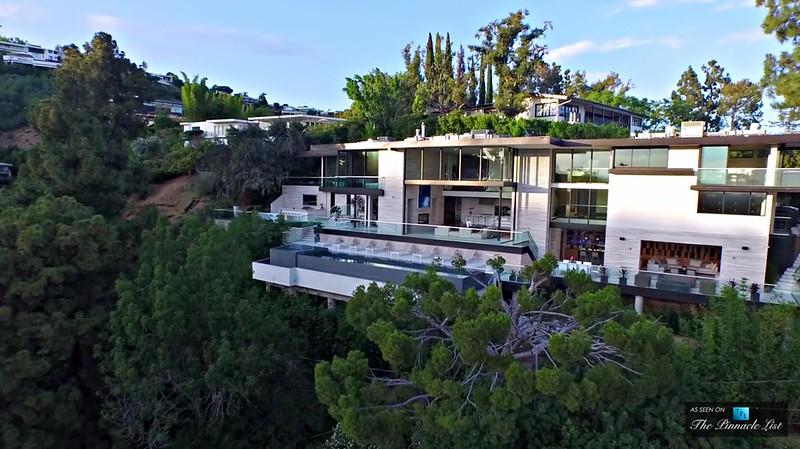 Элегантный дом в Голливуде за $15,4 млн