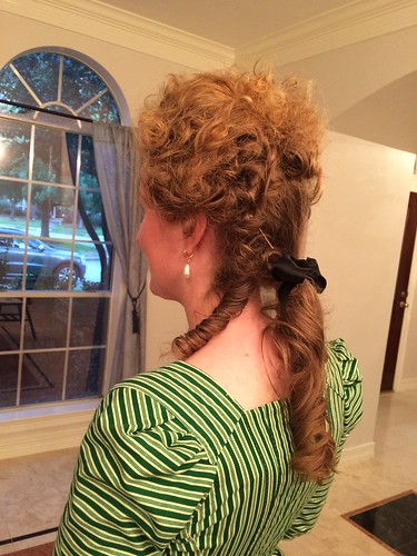 1780's Hair