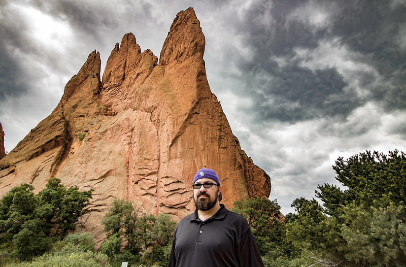 Eric Howton Garden of the Gods  Sep 2016