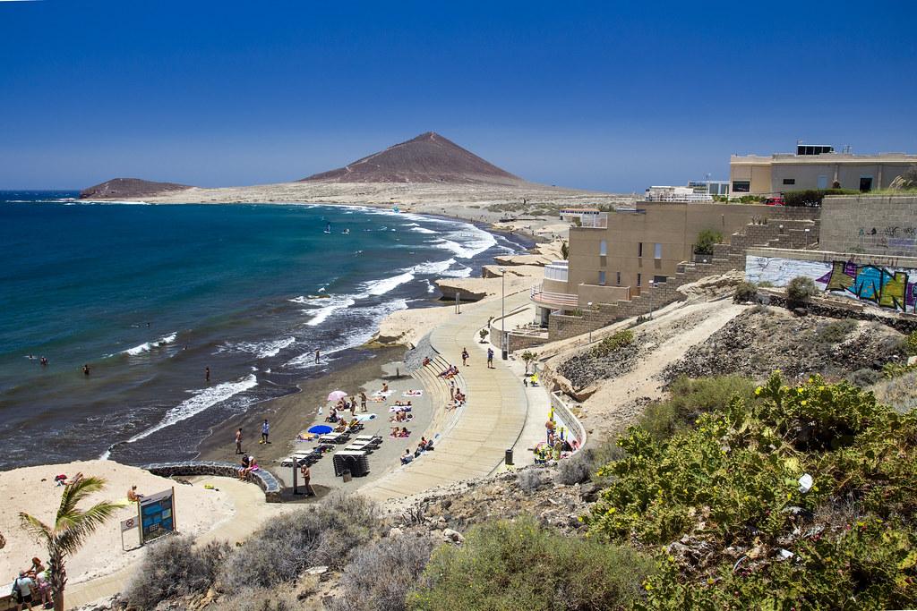 Montana Roja Landscape - Tenerife