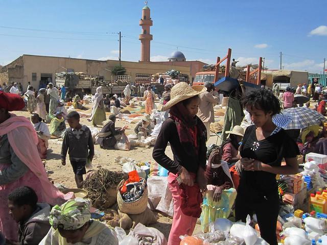 Dekemhare Market